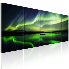 Cuadro - Green Sky I