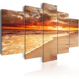 Quadro - Sea: Beautiful Sunset