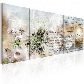 Quadro - Abstract Dandelions I