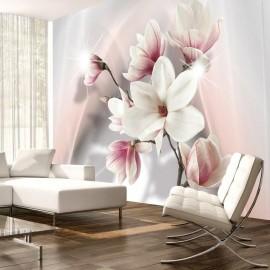 Fotomural - White magnolias