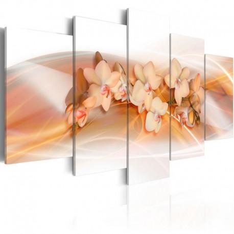 Cuadro - Una orquídea, una decoración delicada