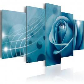 Cuadro - Belleza azul