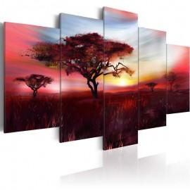 Cuadro - Wild savannah