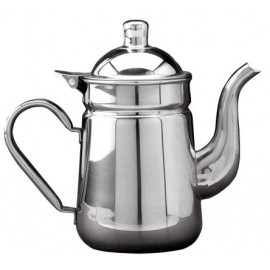 CAFETERA CONICA INOX 18/10 1.2 LTS.