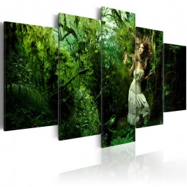 Quadro - Lost in greenery