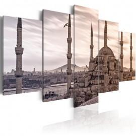 Cuadro - Mezquita de Medio Oriente