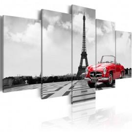 Quadro - Parisian car