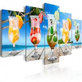 Cuadro - Summer drinks