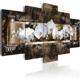 Cuadro - Sueño sobre una orquídea