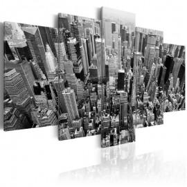 Cuadro - Rascacielos en Nueva York