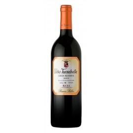 """Vino Viña Turzaballa Gran Reserva """"Caja Madera"""" n/a Tinto 75 Cl."""