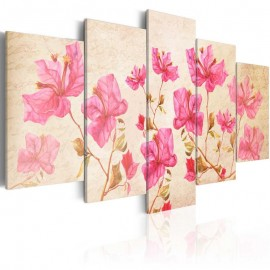 Quadro - Flowers in Pink