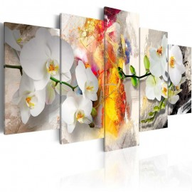 Quadro - Orchid And Colors