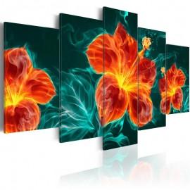 Quadro - Flaming Lily