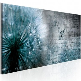 Cuadro - Blue Dandelion