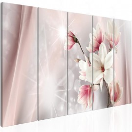 Cuadro - Dazzling Magnolias (5 Parts) Narrow
