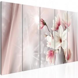 Quadro - Dazzling Magnolias (5 Parts) Narrow