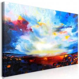 Quadro - Colourful Sky (1 Part) Wide