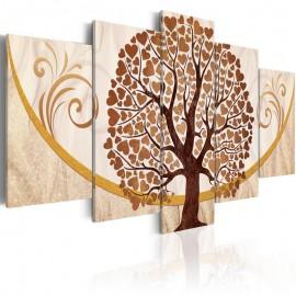 Cuadro - The Golden Tree of Love