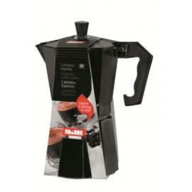 CAFETERA EXPRESS BLACK 3 TAZAS