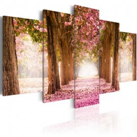 Quadro - Pink alley