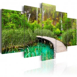 Quadro - Emerald Trail