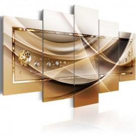 Cuadro - Golden Frame