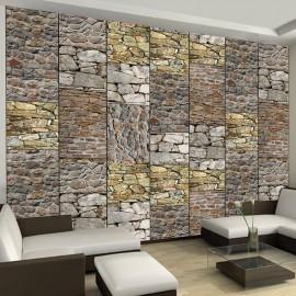 Fotomural - Rompecabezas de piedras