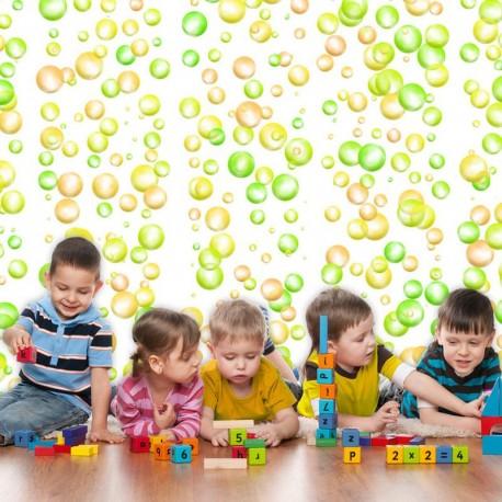 Fotomural - Fun Bubbles
