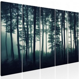 Quadro - Dark Forest (5 Parts) Narrow