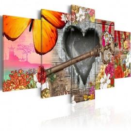 Cuadro - Presagio del amor