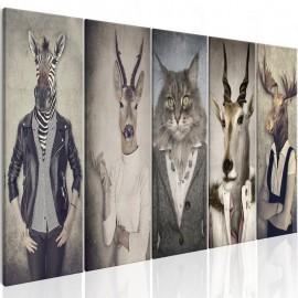 Cuadro - Animal Masks I