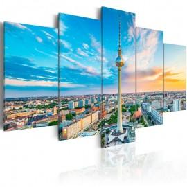 Cuadro - Berlin TV Tower, Germany