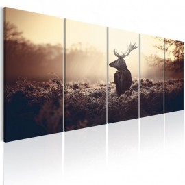 Quadro - Stag in the Wilderness