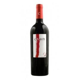 Vino Cyan 12 meses Barrica 2003 Tinto 75 Cl.