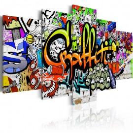 Quadro - Artistic Graffiti