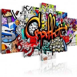 Cuadro - Colourful Style