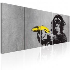Quadro - Monkey and Banana
