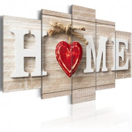 Cuadro - Home: House of Love
