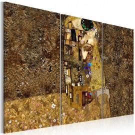 Cuadro - Klimt inspiraciones - Beso