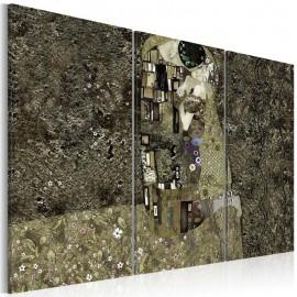 Cuadro - Klimt inspiration - Love