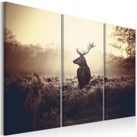 Cuadro - Lurking Deer I