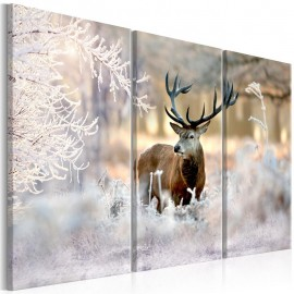 Quadro - Deer in the Cold I