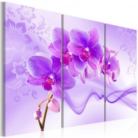 Quadro - Ethereal orchid - violet