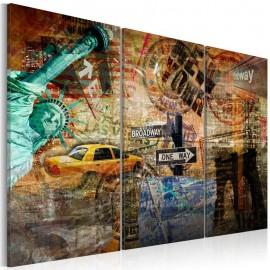 Cuadro - La esencia de NYC