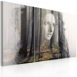 Cuadro - Ninfa del bosque