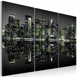 Quadro - Green New York