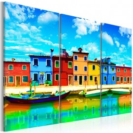 Cuadro - Mañana soleada en Venecia