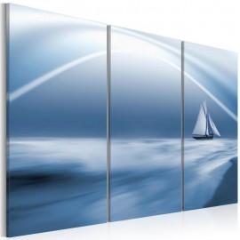 Cuadro - Navegando entre las nubes