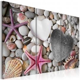 Cuadro - Piedras del amor